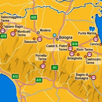 Hotel castrocaro terme terme dell 39 emilia romagna - Hotel ristorante bologna san piero in bagno ...
