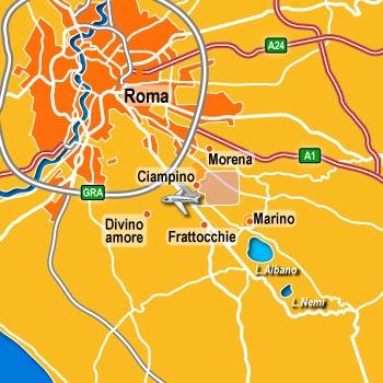 Hotel Ciampino Aeroporto Di Roma Ciampino