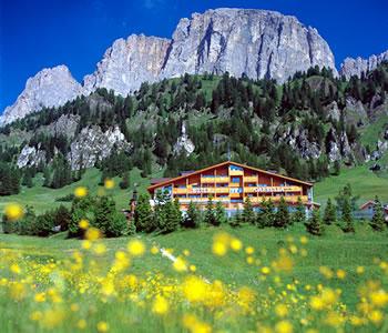 Hotel Val Badia Con Piscina
