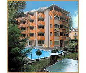 Hotel merano centro for Residence bressanone centro