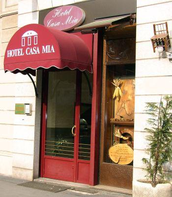 hotel milano palestro
