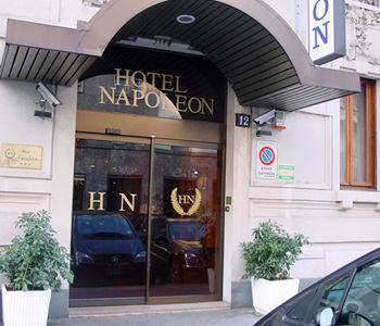 Hotel milano buenos aires for Hotel napoleon milano