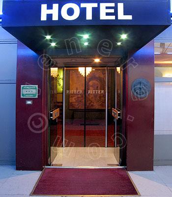 Hotel milano moscova for Hotel ritter milano