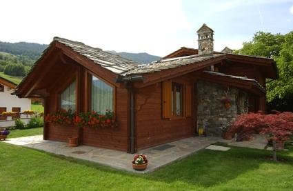 Comunicati stampa for Offerte case in legno abitabili