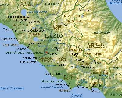 Cartina Fisica Roma.Country House A Roma Hotel Pensioni Country House E Ostelli Nel Lazio Alberghi In Italia